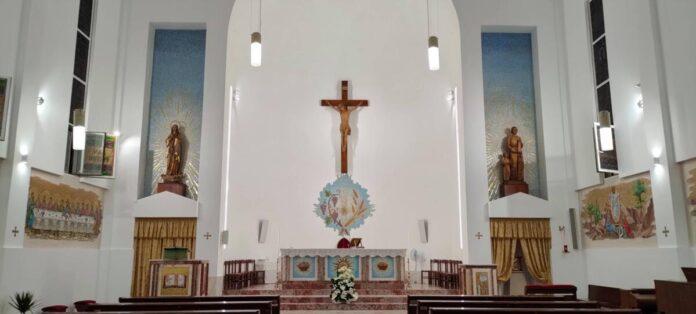 San Giuseppe Lavoratore di Mottola