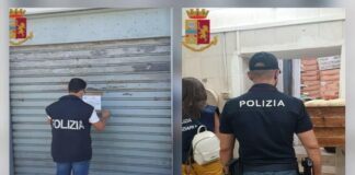 Taranto - sospesa l'attività di un panificio in Via Garibaldi