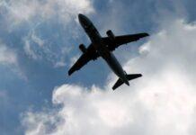 collisione aerea parigi