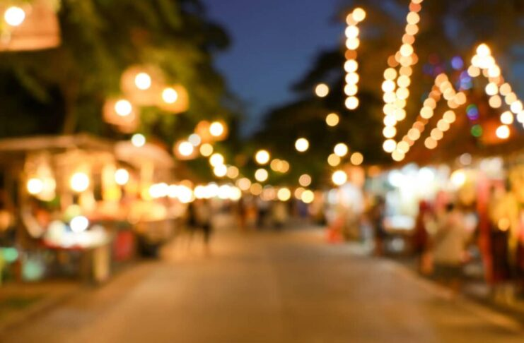 mercati serali Taranto