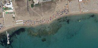 Maruggio: ordigno bellico trovato in mare