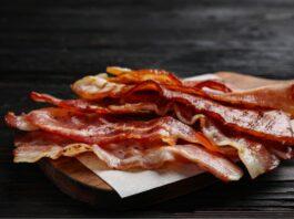 Bacon a rischio in California