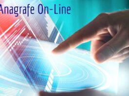 Certificati anagrafici online