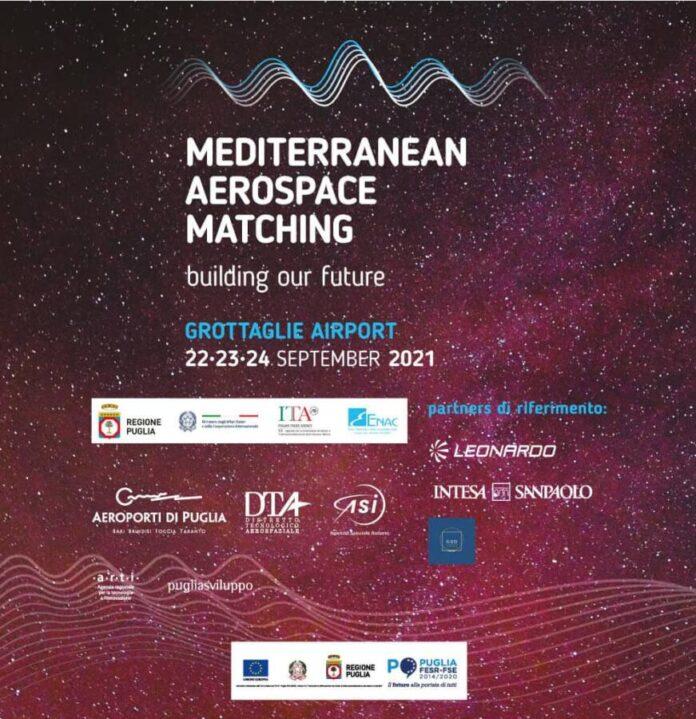 Mediterranean Aerospace Matching Grottaglie