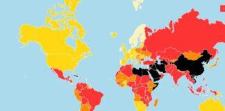 world press freedom index 2021