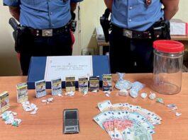 Manduria: droga in casa, arrestato 52enne di Torricella