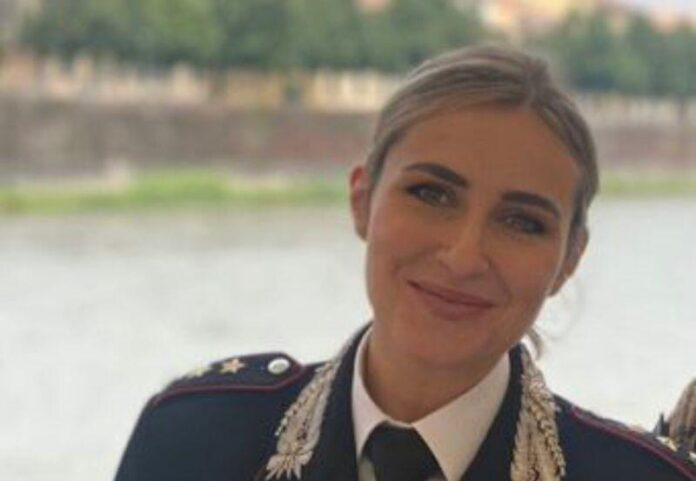 Martina Franca Carabinieri Silvana Fabbricatore