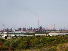 Taranto: incidente sul lavoro all'Ex Ilva