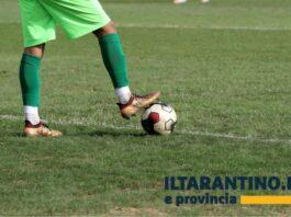classifica del Taranto calcio