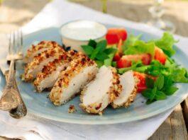 ricetta petto di pollo gratinato