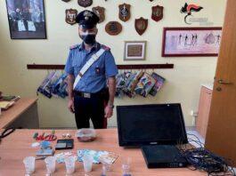 Arrestato un 45 enne per droga a Taranto: sequestrata eroina