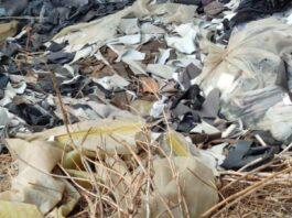 Discarica abusiva a Castellaneta sequestro per rifiuti pericolosi