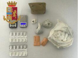 Due arresti a Taranto per droga
