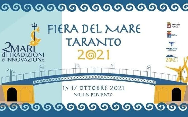 Fiera del mare 2021 a Taranto