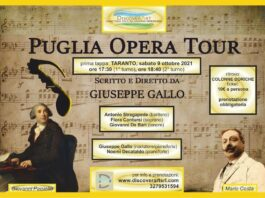 Puglia Opera Tour 2021