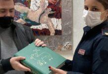 Recuperati a Martina Franca i due libri sacri