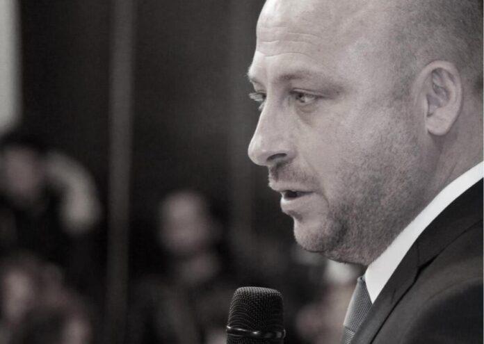 Renato Perrini sullo SCAP di Martina Franca