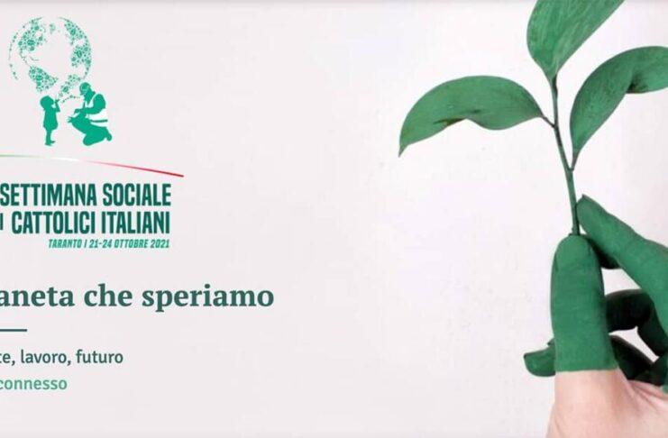 Settimana sociale 2021 a Taranto